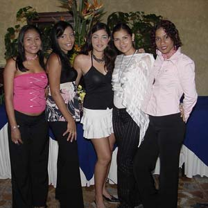 single colombia Girls